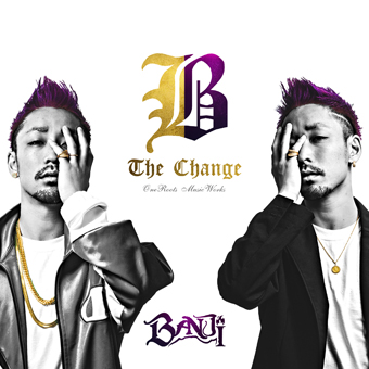 9月11日発売 BANJI / B the change