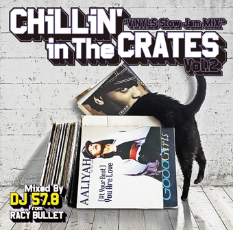 DJ 57.8 from Racy Bullet / Chillin' In The Crates Vol.2