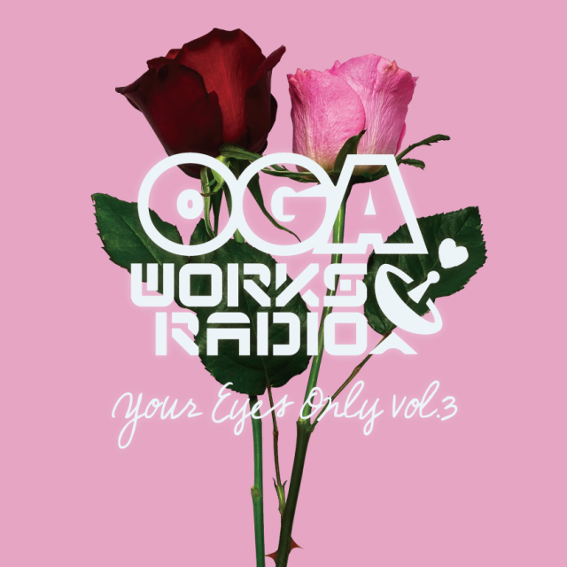 OGA from JAH WORKS / OGA WORKS RADIO MIX VOL.14 -Your Eyes Only vol.3-