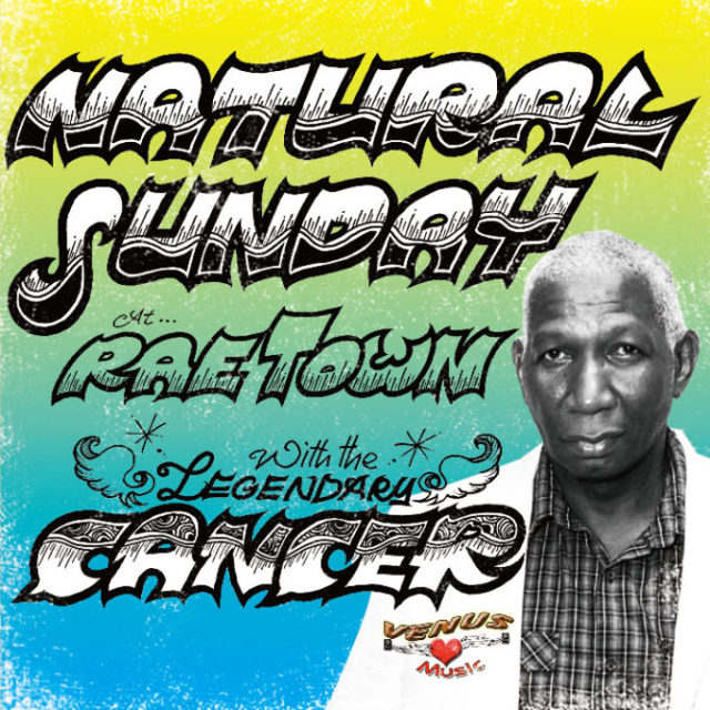 CANCER fr. VENUS DISCO / NATURAL SUNDAY SLOW JAM MIX