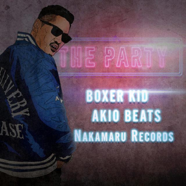 4月29日 BOXER KID / THE PARTY