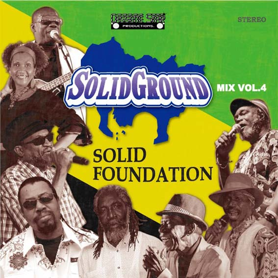 SOLID GROUND / SOLID FOUNDATION