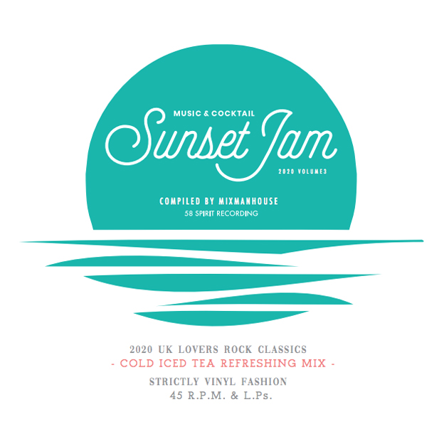 GRI GRI a.k.a MIXMANHOUSE / SUNSET JAM VOL.3