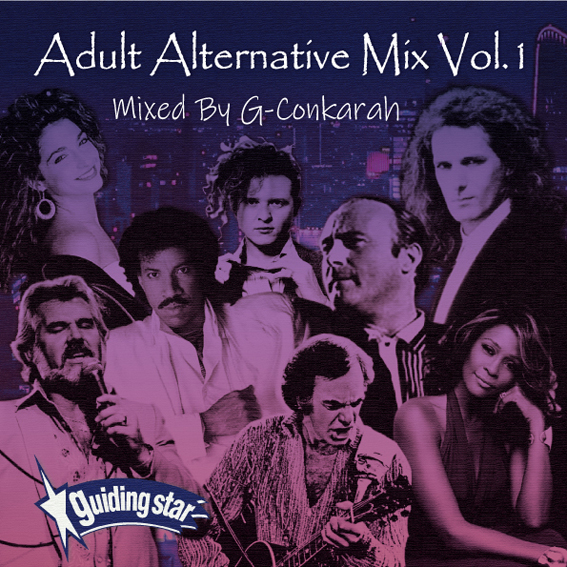 G-Conkarah of Guiding Star / ADULT ALTERNATIVE MIX VOL.1