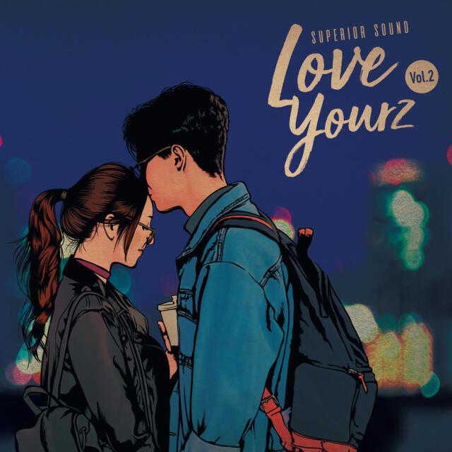 1月30日発売 SUPERIOUR / Love Yourz Vol.2