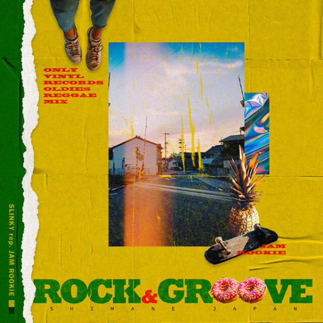 JAM ROOKIE / Rock & Groove