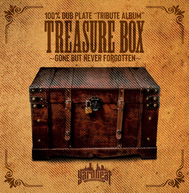 YARD BEAT / TREASURE BOX