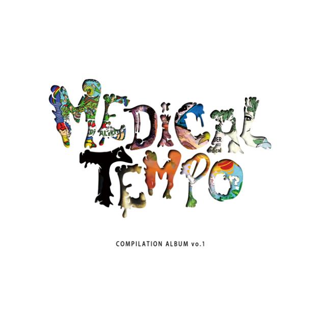 MEDICAL TEMPO RECORDS COMPILATION ALBUM vo.1