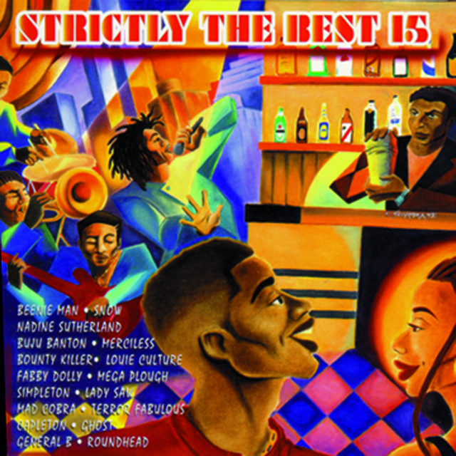 V.A. / STRICTLY THE BEST 15