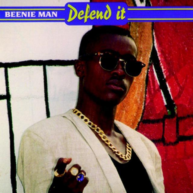 BEENIE MAN / DEFEND IT