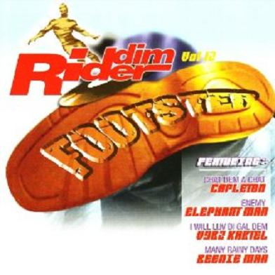 V.A. / RIDDIM RIDER VOL.12 -FOOTSTEP-