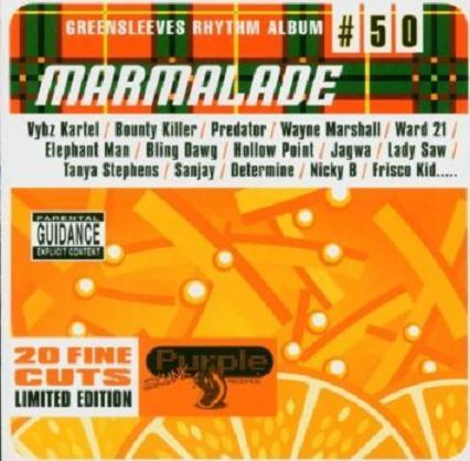 V.A. / RHYTHM ALBUM #50 -MARMALADE-