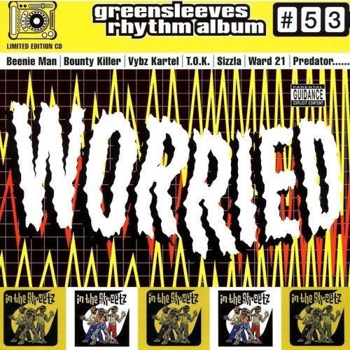 V.A. / RHYTHM ALBUM #53 -WORRIED-
