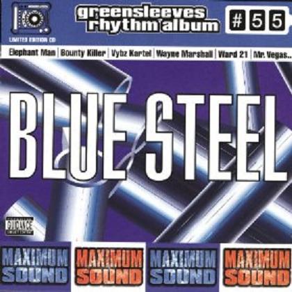 V.A. / RHYTHM ALBUM #55 -BLUE STEEL-