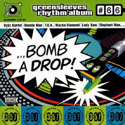 V.A. / RHYTHM ALBUM #66 -BOMB A DROP-