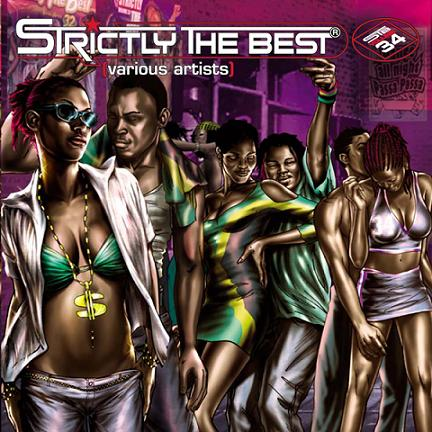 V.A. / STRICTLY THE BEST 34