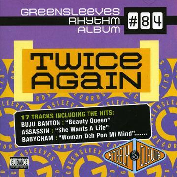 V.A. / RHYTHM ALBUM #84 -TWICE AGAIN-