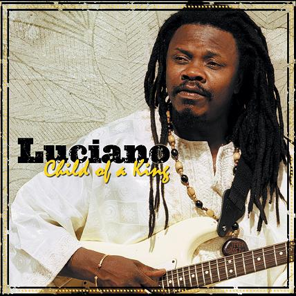 LUCIANO / CHILD OF A KING