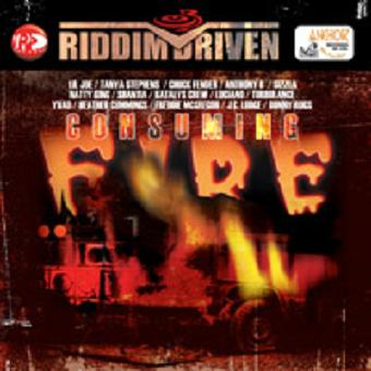 V.A. / RIDDIM DRIVEN -CONSUMING FIRE-