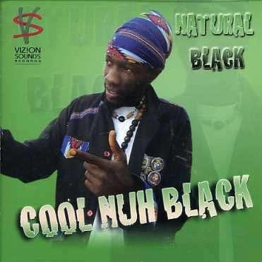 NATURAL BLACK / COOL NUH BLACK