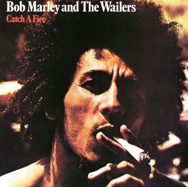 BOB MARLEY & THE WAILERS / CATCH A FIRE -REMASTER-