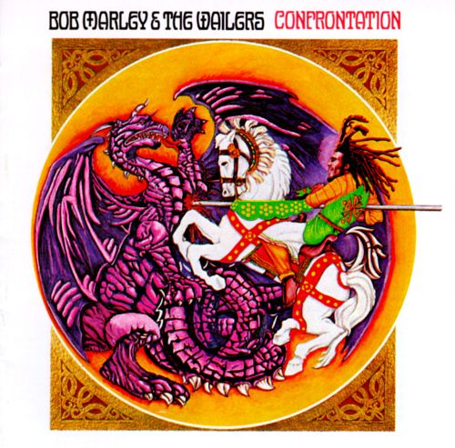 BOB MARLEY & THE WAILERS / CONFRONTATION -REMASTER-