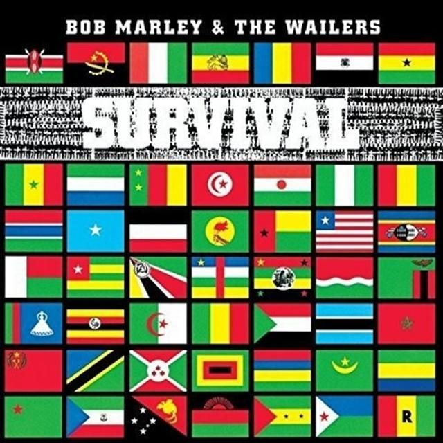 BOB MARLEY & THE WAILERS / SURVIVAL -REMASTER-
