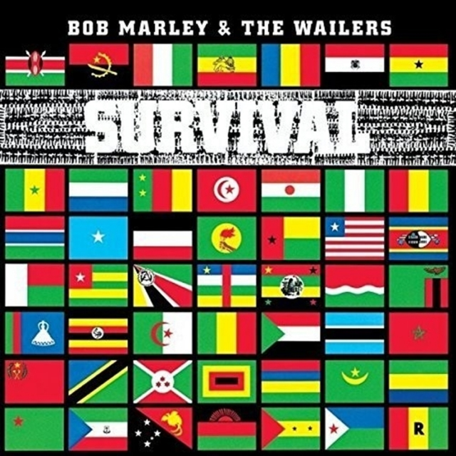 BOB MARLEY & THE WAILERS / SURVIVAL -REMASTER-