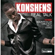 KONSHENS/(CD)REALTALK(日本盤)(KOYASHI HAIKYU)