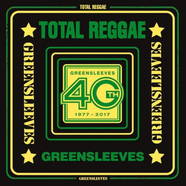 V.A. / TOTAL REGGAE -GREENSLEEVES- (2枚組CD)