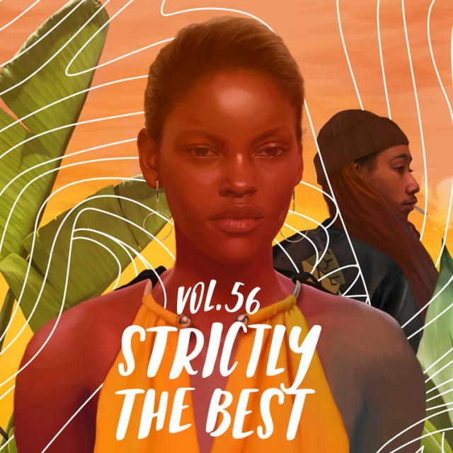 V.A. / STRICTLY THE BEST vol.56 (REGGAE)