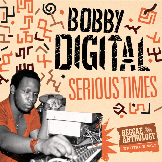 V.A.(BOBBY DIGITAL) / REGGAE ANTHOLOGY DIGITAL-B vol.2- SERIOUS TIMES - (2CD+MIXCD)