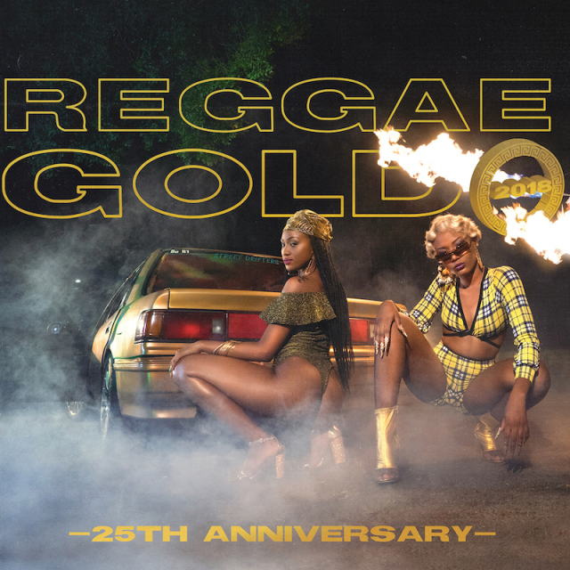 V.A. / REGGAE GOLD 2018 -25TH ANNIVERSARY-