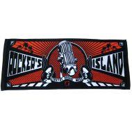 ROCKER'S ISLAND X HAJI (KING JAM) コラボタオル 赤