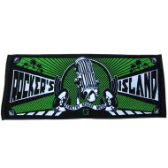 ROCKER'S ISLAND X HAJI (KING JAM) コラボタオル 緑