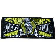 ROCKER'S ISLAND X HAJI (KING JAM) コラボタオル 黄