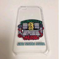 ARUZ iPhone5,5Sケース(クリア)