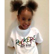 ROCKERS KIDS Tシャツ WHITE