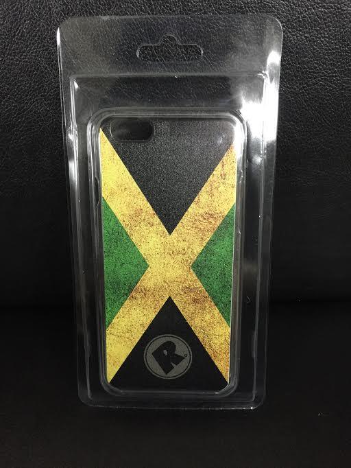 iPhone6,6S Plus ケース(JAMAICA FLAG)