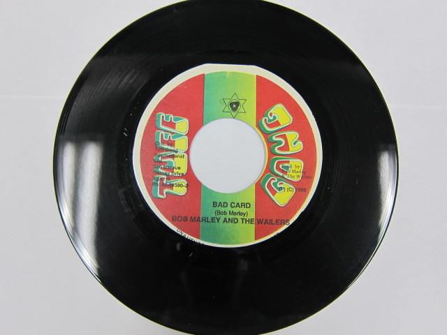 BOB MARLEY AND THE WAILERS / BAD CARD / TUFF GONG