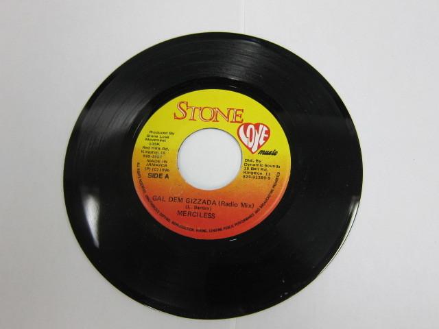MERCILESS / GAL DEM GIZZADA / STONE LOVE