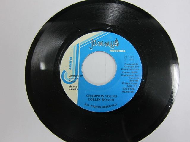 COLLIN ROACH / CHAMPION SOUND / JAMMYS