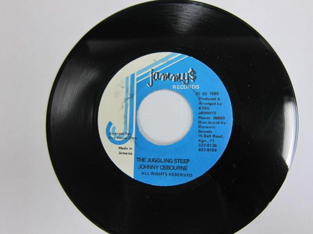 JOHNNY OSBOURNE / THE JUGGLING STEEP / JAMMYS