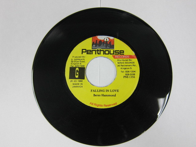 BERES HAMMOND / FALLING IN LOVE / PENTHOUSE