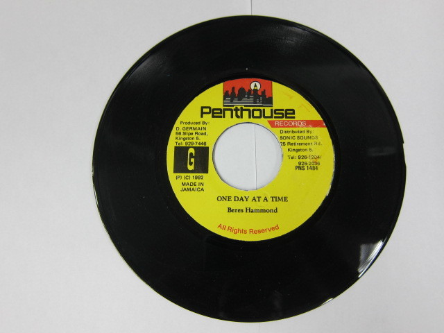 BERES HAMMOND / ONE DAY AT A TIME / PENTHOUSE