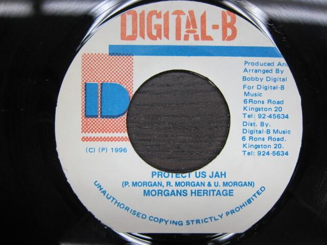 MORGANS HERITAGE / PROTECT US JAH / DIGITAL-B