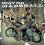 WAYNE MARSHALL / MARSHAL LAW(LP)