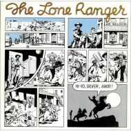 THE LONE RANGER / HI-YO SILVER, AWAY!(LP)