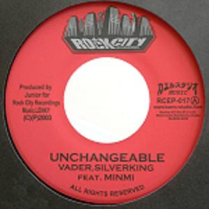 VADER & SILVER KING feat MINMI / UNCHANGEABLE