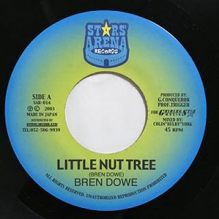 BREN DOWE / LITTLE NUT TREE